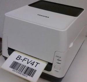 Etikettendrucker Desktop B-FV4T