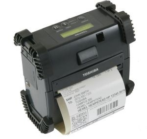 Etikettendrucker Mobil B-EP4DL